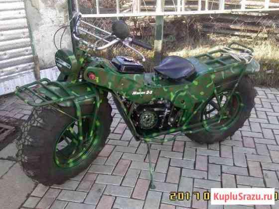 Мотоцикл 2х2 Жиган Смоленск