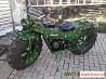 Мотоцикл 2х2 Жиган
