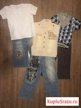 Одежда пакетом (для мальчика), 7-8 лет Смоленск