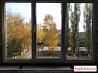 Пластиковые окна с отливом и подоконником