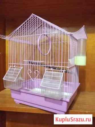 Клетка для птиц Энгельс