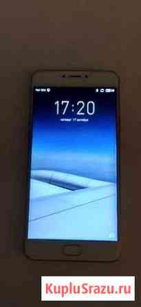 Meizu m3 note gold white 32gb Томск