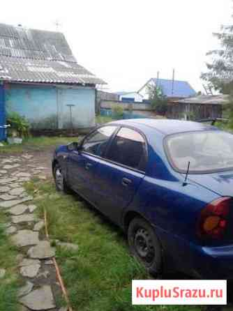 Chevrolet Lanos 1.5МТ, 2008, седан Омутинское