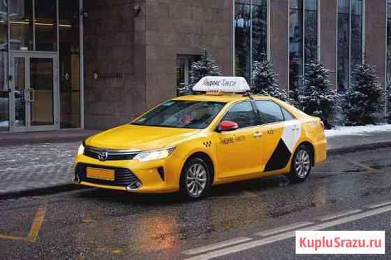 Водитель такси (ежедневные выплаты) Тула
