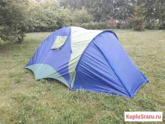 Палатка спальная трехместная Тюмень