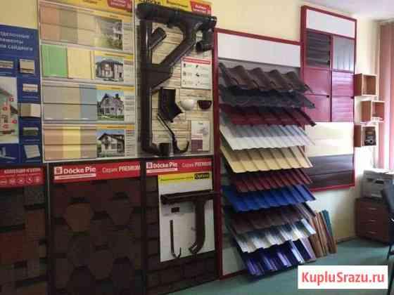 Магазин фасадно-кровельных материалов Тюмень