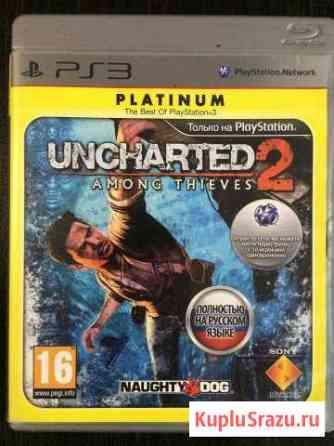 Uncharted 2 на PS3 Тюмень