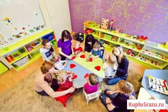 Детский центр в восточной части города Тюмень
