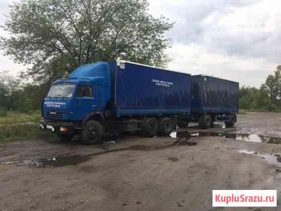 Камаз-53215 Ульяновск