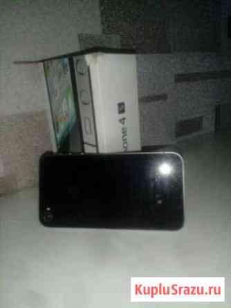 Айфон 4 S заблокирован состояние хорошее Комсомольск-на-Амуре