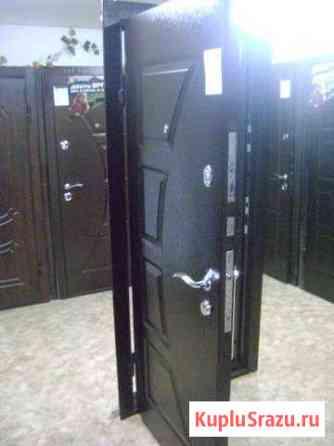 Входные утепленные металлические двери Абакан