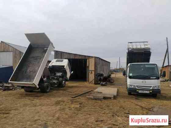 Переделаю бортовой грузовик В самосвал Черногорск