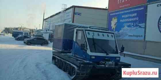 Снегоболотоход Медведь Сургут