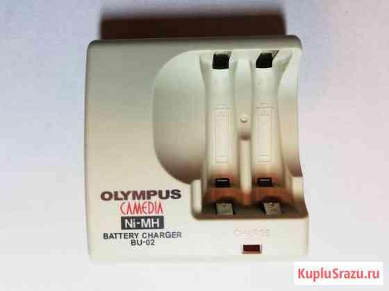 Зарядное устройство Olympus BU-02 Нижневартовск