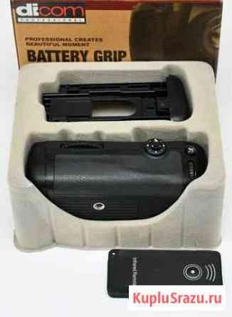 Батарейный блок Dicom для Nikon D7100 Ижевск