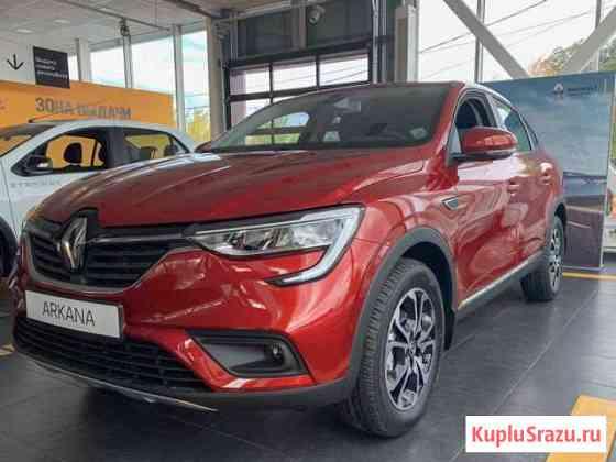 Renault 420427 1.3CVT, 2019, внедорожник Ульяновск