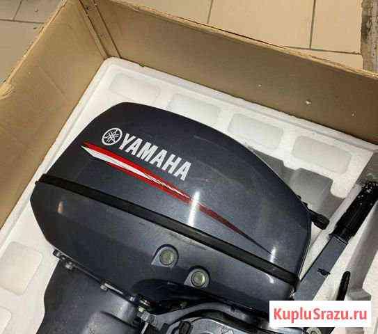 Лодочный мотор Yamaha 9.9 fmhs, 2-х тактный Ульяновск