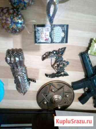 Игрушки:автоматики, пистолетики, рации и тд Ханты-Мансийск
