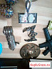Игрушки:автоматики, пистолетики, рации и тд