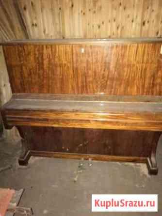 Пианино старое Советский