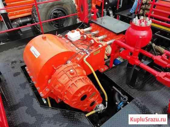 Новый син-32 цементировочный агрегат камаз 43118 Нефтеюганск
