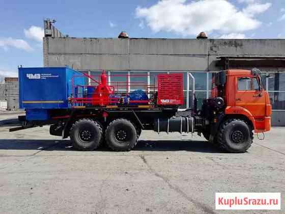 Новый ца-320 с впб камаз 43118 Сургут