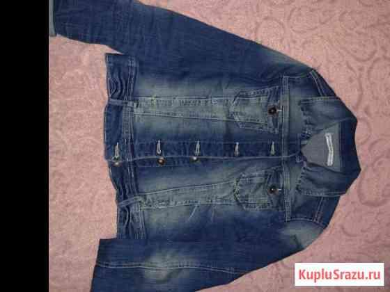 Куртка джинсовая Гудермес