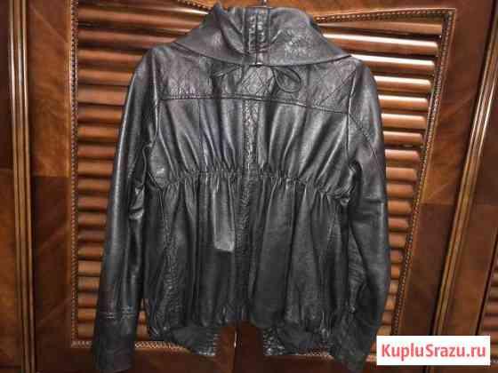 Кожаная куртка Гудермес