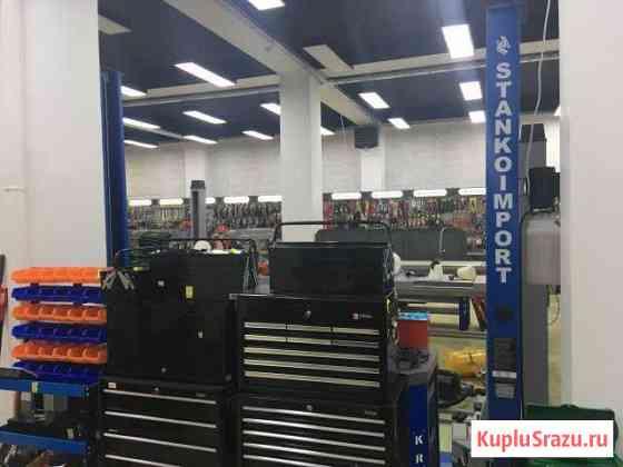 Подъемник автомобильный 2х стоечный Станкоимпорт Грозный