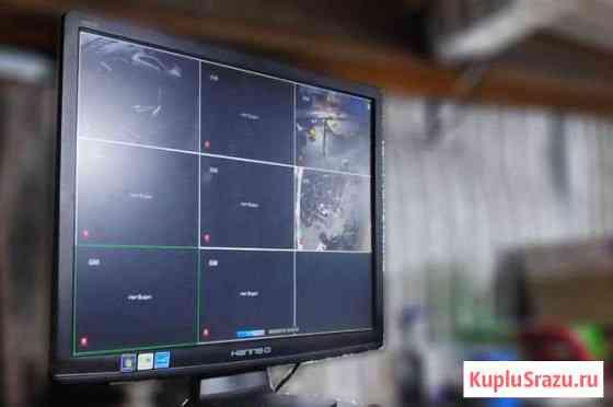 Монитор для компьютера и видеонаблюдения Грозный