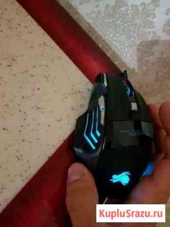 Игровая мышь Грозный