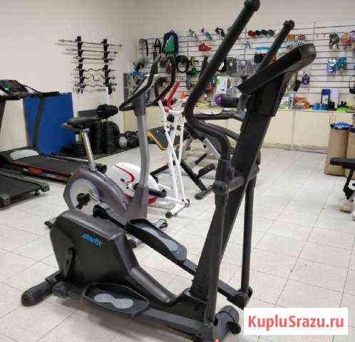 Эллиптический тренажер электромагнитный на 140кг Грозный