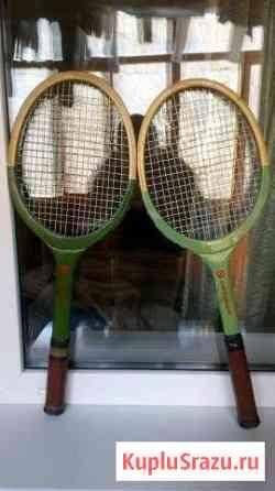 Ракетки для большого тенниса винтаж Чебоксары