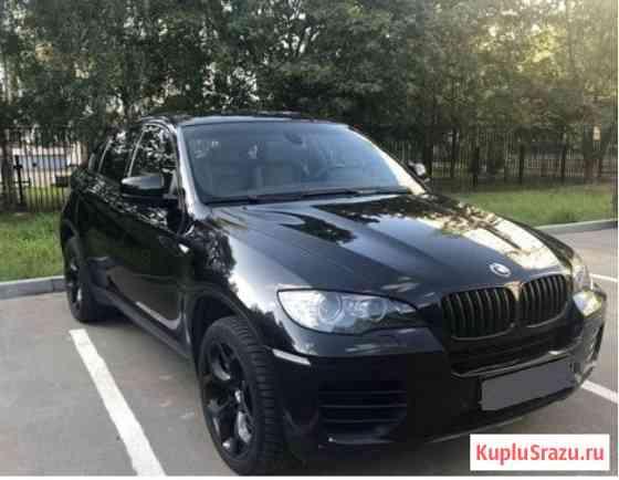 Аренда автомобиля BMW X6 без водителя на длительный срок
