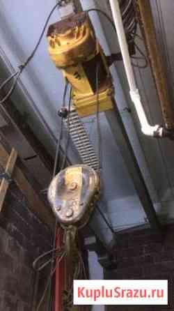 Таль электрическая (тельфер) 3,2т 6 метров б/у Владивосток