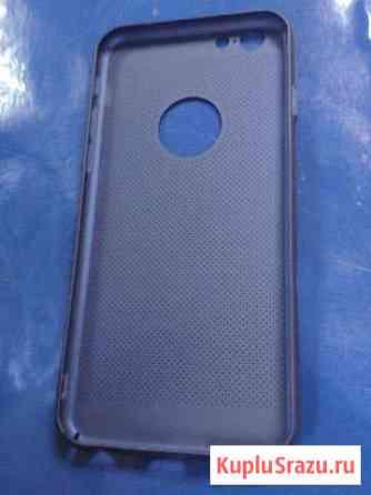 Чехол iPhone 6G / 6S силиконовый Новый Уренгой