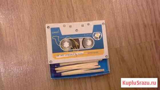 Спичечный коробок кассета Свердлова