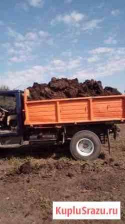 Чернозем навоз перегной удобрения Саратов