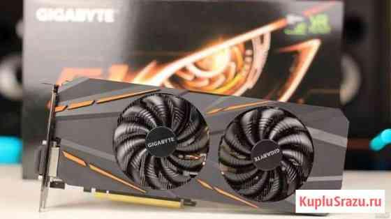 Видеокарта gigabyte GeForce GTX 1060 G1 gaming Уренгой