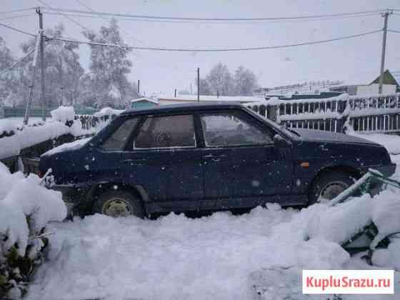 ВАЗ 21099 1.5МТ, 1997, седан Солонешное