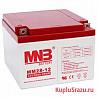 Аккумуляторная батарея для ибп - MNB MM 28-12
