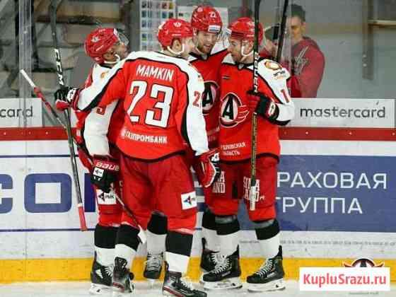Билеты на хоккей, матч Автомобилист Ак Барс Екатеринбург