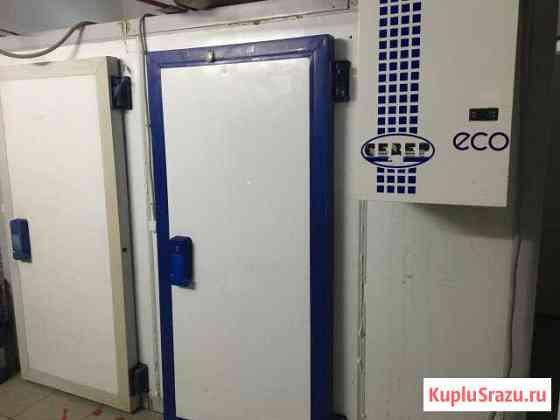Морозильная-холодильная камера с моноблоками Ижевск