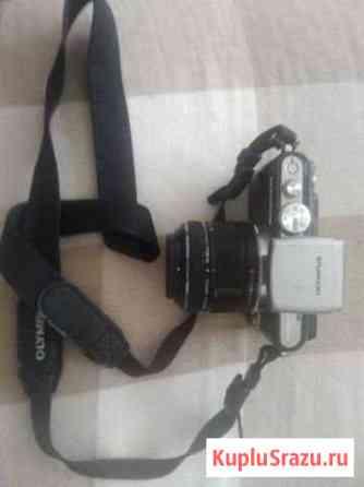 Фотоаппарат системный Olympus Pen E-PL3 Kit Black Анапа