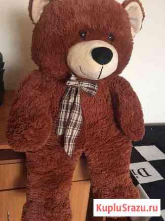 Плюшевый медведь Элиста