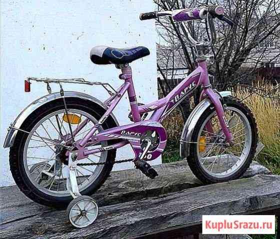 Велосипед детский Парус Уссурийск
