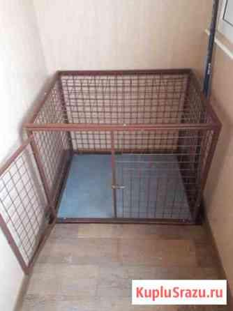 Вольер, клетка металлическая Барнаул