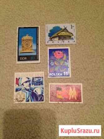 Почтовые марки Краснодар