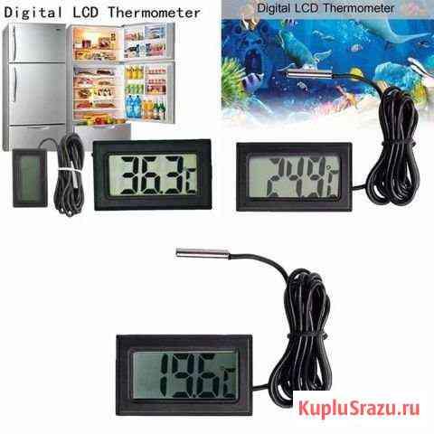 Новый Цифровой термометр Иваново