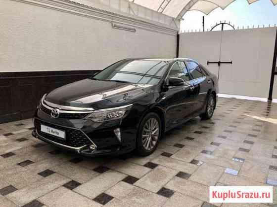 Toyota Camry 3.5AT, 2017, седан Баксан
